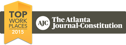 Atlanta journal-Constitution Top Workplaces 2015